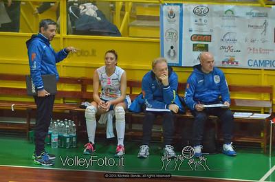 Fortitudo Città di Rieti - Edil Rossi Volley Bastia | 12ª giornata Campionato Italiano di Pallavolo Femminile, Serie B1 girone C [2013/14] (id: 2014.01.11.MBY_0974)