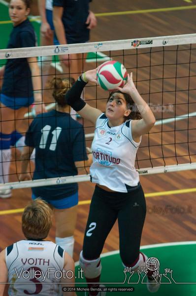 Eleonora Pavone, palleggio