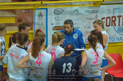 time out, Gian Luca Ricci, Edil Rossi Volley Bastia