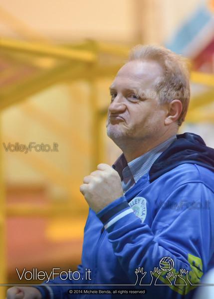 Fortitudo Città di Rieti - Edil Rossi Volley Bastia | 12ª giornata Campionato Italiano di Pallavolo Femminile, Serie B1 girone C [2013/14] (id: 2014.01.11.MBY_0691)