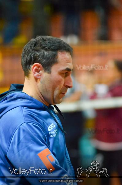 Fortitudo Città di Rieti - Edil Rossi Volley Bastia | 12ª giornata Campionato Italiano di Pallavolo Femminile, Serie B1 girone C [2013/14] (id: 2014.01.11.MBY_0693)