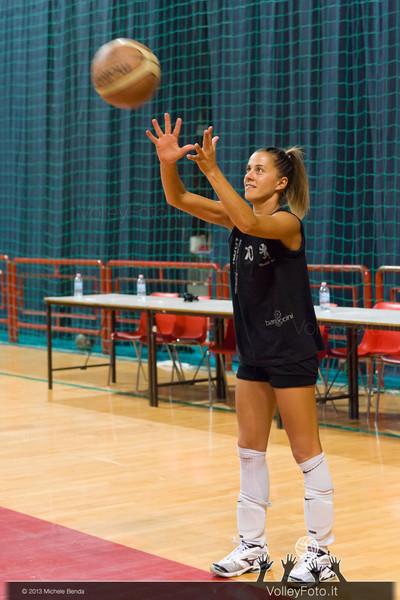 Silvia Tosti si dà al Basket!
