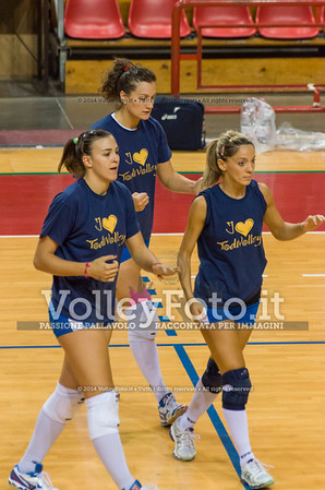 Test match, Gecom Perugia - Todi Volley
