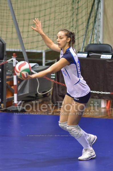Todi Volley - Volleyrò Casal De' Pazzi