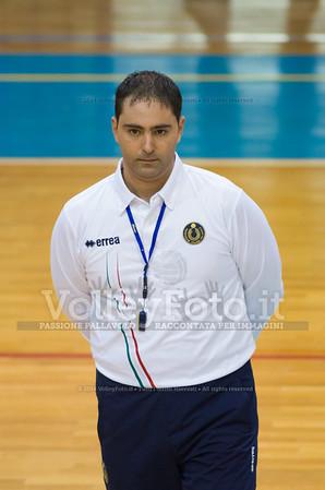 Lorenzo MATTEI, 1º Arbitro