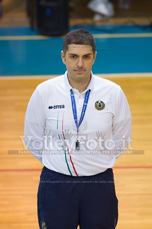 Fabio TONI, 2º Arbitro