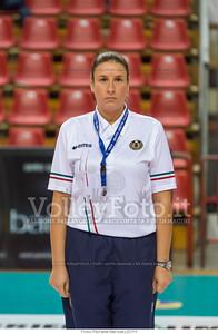 1º Arbitro, Maribetti La Barbera