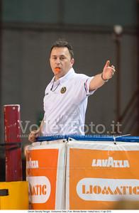 Mirko Donati, 1º arbitro