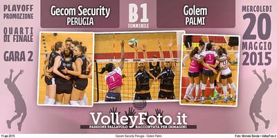 Gecom Security Perugia - Golem Palmi