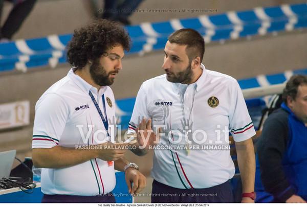 Alberto DELL'ORSO, Alessandro TUCCI, Arbitri