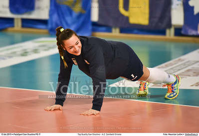 Top Quality San Giustino - A.Z. Zambelli Orvieto 9ª giornata Campionato Serie B1 Femminile 2015-16, girone C PalaSport San Giustino PG, 13.12.2015 FOTO: Maurizio Lollini © 2015 Volleyfoto.it, all rights reserved [id:20151213.DSC_0141]