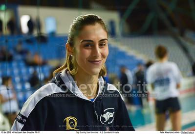 Top Quality San Giustino - A.Z. Zambelli Orvieto 9ª giornata Campionato Serie B1 Femminile 2015-16, girone C PalaSport San Giustino PG, 13.12.2015 FOTO: Maurizio Lollini © 2015 Volleyfoto.it, all rights reserved [id:20151213.DSC_0165]