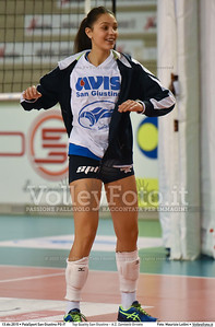 Top Quality San Giustino - A.Z. Zambelli Orvieto 9ª giornata Campionato Serie B1 Femminile 2015-16, girone C PalaSport San Giustino PG, 13.12.2015 FOTO: Maurizio Lollini © 2015 Volleyfoto.it, all rights reserved [id:20151213.DSC_0106]
