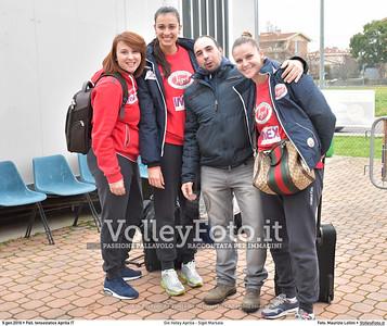 Giò Volley Aprilia - Sigel Marsala 11ª giornata Campionato Serie B1 Femminile 2015-16, girone D Pallone Tensostatico Aprilia LT, 09.01.2016 FOTO: Maurizio Lollini © 2016 Volleyfoto.it, all rights reserved [id:20160109.DSC_8149]