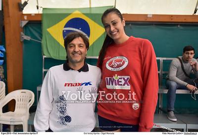 Giò Volley Aprilia - Sigel Marsala 11ª giornata Campionato Serie B1 Femminile 2015-16, girone D Pallone Tensostatico Aprilia LT, 09.01.2016 FOTO: Maurizio Lollini © 2016 Volleyfoto.it, all rights reserved [id:20160109.DSC_8181]