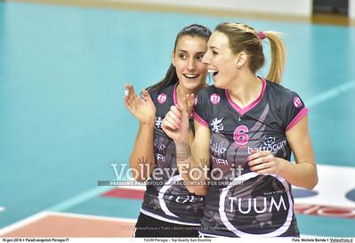 TUUM Perugia - Top Quality San Giustino 12ª giornata Campionato Serie B1 Femminile 2015-16, girone C PalaEvangelisti Perugia, 16.01.2016 FOTO: Michele Benda © 2016 Volleyfoto.it, all rights reserved [id:20160116.MB2_3202]