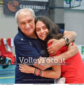 «AZ Zambelli Orvieto -  Gramsci Pool Volley Reggio Emilia»