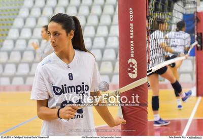 «CMC Olimpia Ravenna - Sia Coperture San Giustino»
