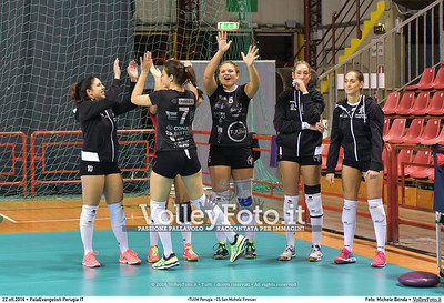 «TUUM Perugia - CS San Michele Firenze»