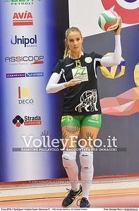 «CMC Olimpia Ravenna - AZ Zambelli Orvieto»