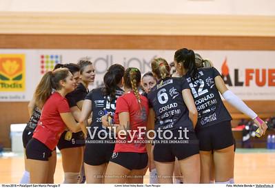 «Limmi School Volley Bastia - Tuum Perugia»