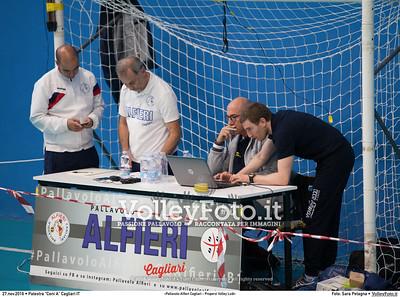«Pallavolo Alfieri Cagliari - Properzi Volley Lodi»