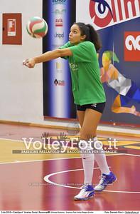 «CMC Olimpia Ravenna - Gramsci Pool Volley Reggio Emilia»
