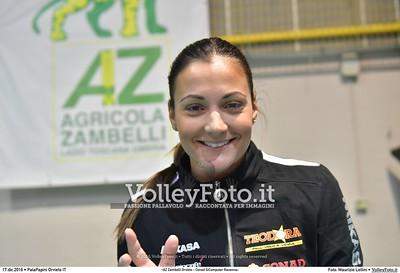 «AZ Zambelli Orvieto - Conad SiComputer Ravenna»