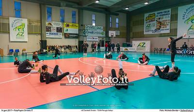 «AZ Zambelli Orvieto - TUUM Perugia Volley»