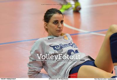 «AZ Zambelli Orvieto - CMC Olimpia Ravenna»
