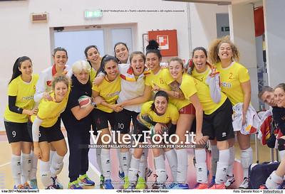 «CMC Olimpia Ravenna - CS San Michele Firenze»