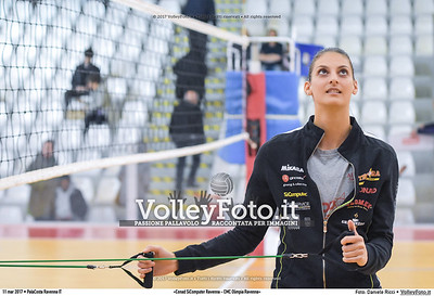«Conad SiComputer Ravenna - CMC Olimpia Ravenna»