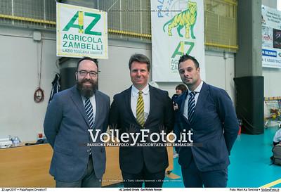 «AZ Zambelli Orvieto -San Michele Firenze»