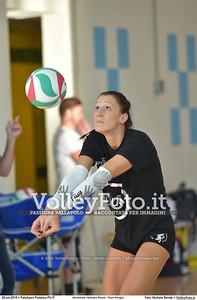 durante Amichevole «MyCicero Pesaro - Tuum Perugia» presso PalaSport Piobbico PU IT, 28 settembre 2016 - Foto di Michele Benda [MB3_0895]