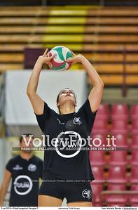 Claudia STINCONE durante allenamento TUUM Perugia presso PalaEvangelisti Perugia IT, 05 settembre 2016 - Foto di Michele Benda [MB3_5584]