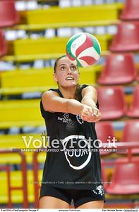 Valentina MEARINI durante allenamento TUUM Perugia presso PalaEvangelisti Perugia IT, 05 settembre 2016 - Foto di Michele Benda [MB3_5598]
