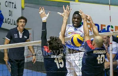 Vincenzo SARPONG, attacco.