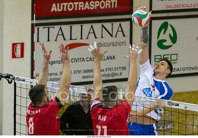 Luca ROBERTI, attacco.