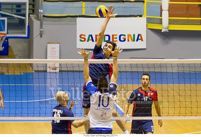 Sandro Stangoni, attacco