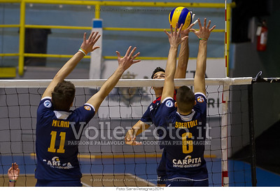 attacco, Cagliari Volley