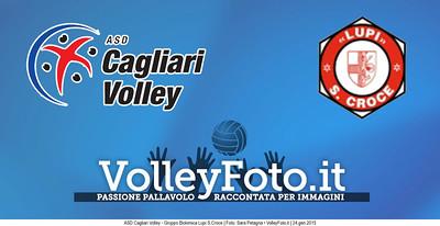 ASD Cagliari Volley - Gruppo Biokimica Lupi S.Croce