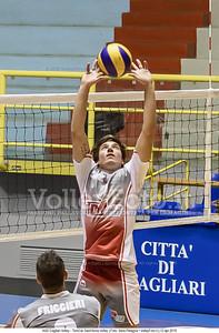 Alberto Vittone, palleggio