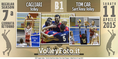 ASD Cagliari Volley, TomCar Sant'Anna Volley