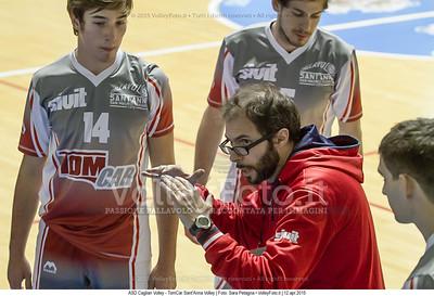 Andrea Usai, allenatore