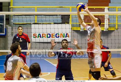 ASD Cagliari Volley - TomCar Sant'Anna Volley