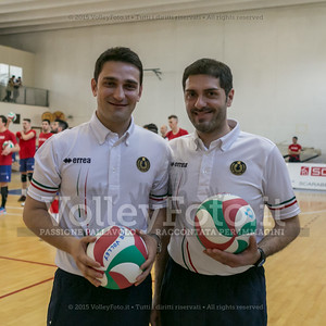 Ceramica Globo Civita Castellana - EXTON Volleyball Aversa