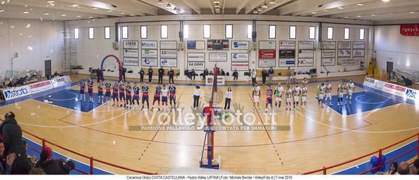 Ceramica Globo CIVITA CASTELLANA - Hydra Volley LATINA
