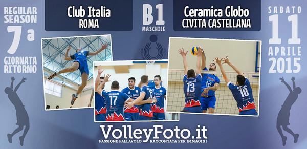 Club Italia - Ceramica Globo Civita Castellana