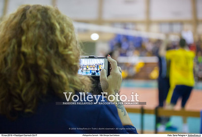 «Polisportiva Sarroch - VBA Olimpia Sant'Antioco»