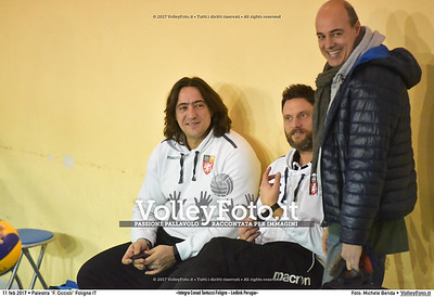 «Integra Conad Tantucci Foligno - Ledlink Perugia»